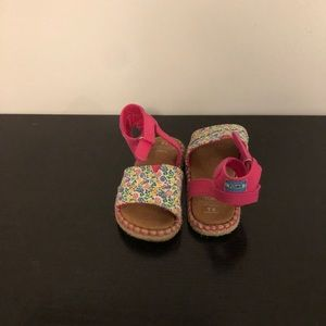Toms Shoes - TOMS Size 6 Toddler sandals